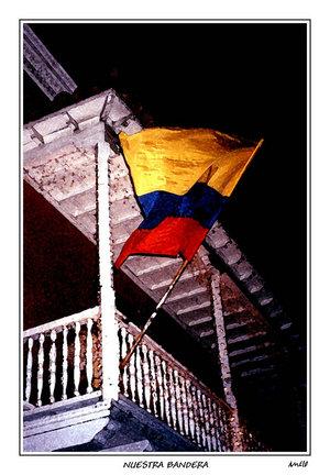 Colores de los paises bolivarianos