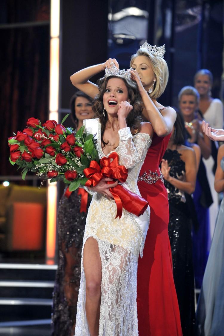Katie Stam -Miss America 2009