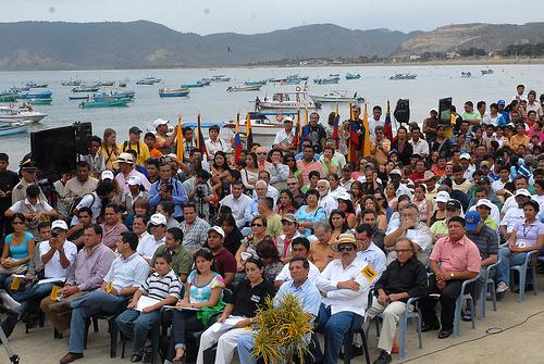 Enlace ciudadano No 131, desde Puerto Lopez, Manabí