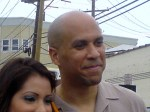 Cory Booker, Newark Major