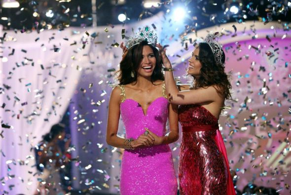 Marisela Demontecristo - Belleza Latina 2013. Foto A.Mateo/Univision