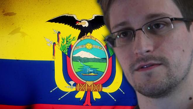 Snowden sin salvoconducto ecuatoriano y con futuro de asilo aún incierto - Foto: latino.foxnews.com